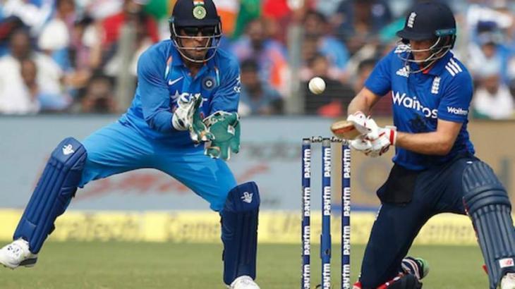England v India 1st ODI scoreboard