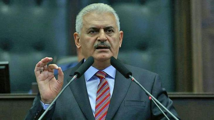 Turkey: Binali Yildirim elected parliament speaker