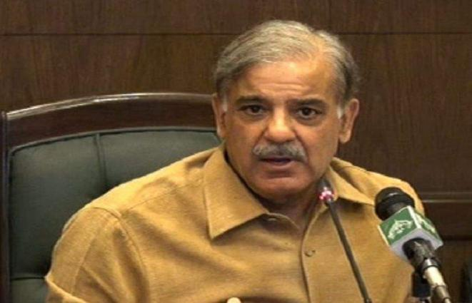 Shehbaz Sharif claims to win general election on performance