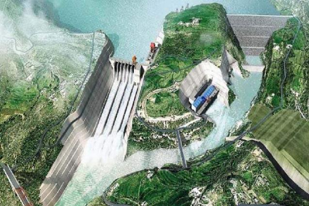 AJK Chief Secretary visits under-construction Karote Hydro Power Project