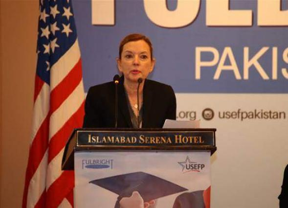 156 Pakistanis Heading to U.S. for Fulbright Studies and Research