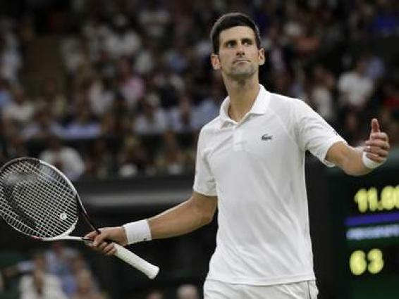 Djokovic leads Nadal as Wimbledon semi-final halted for night