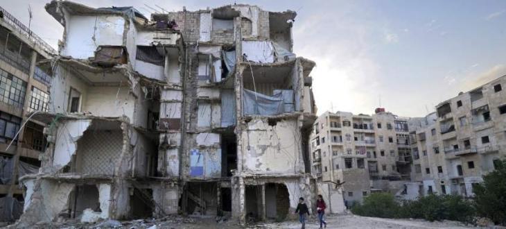 Fresh airstrikes kill dozens in war-torn Syria: UN