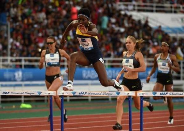 IAAF Rabat Diamond League athletics results