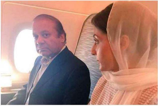 This matter is far from a 'deal': Nawaz Sharif talks to journalists in plane