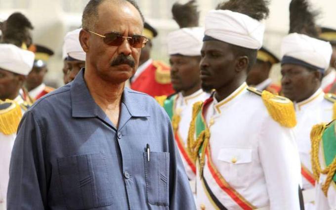 Eritrea President Isaias Afwerki lands in Ethiopia for state visit: AFP