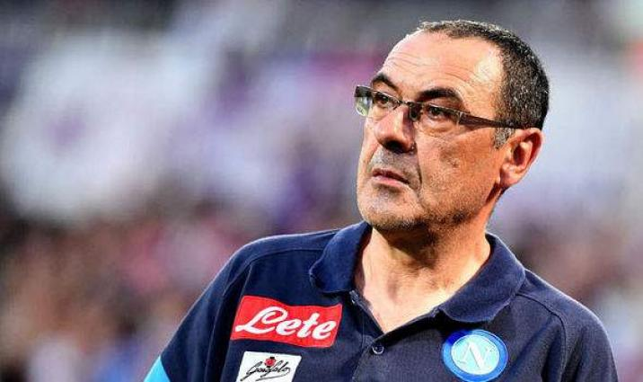 Maurizio Sarri  appointed Chelsea's new manager