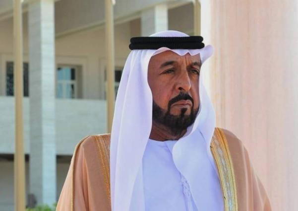 Mohamed bin Zayed: UAE supports global peace, security efforts