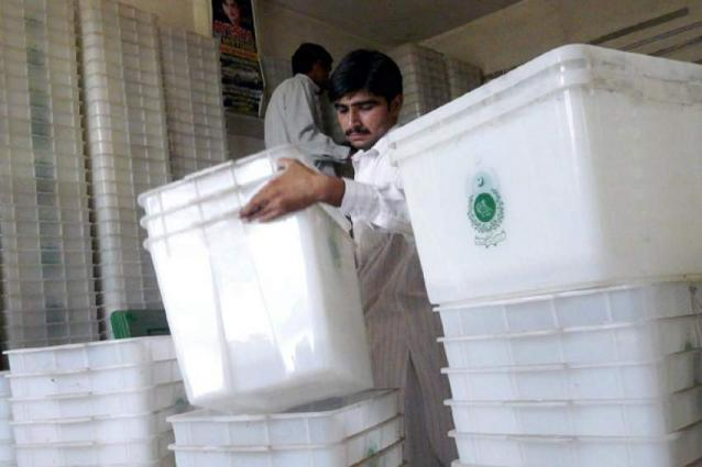 Over 1.049 million voters to exercise their vote right in district Hyderabad