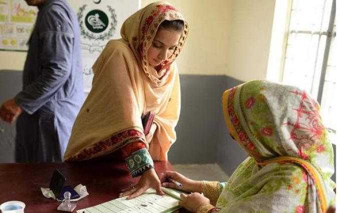 PTIs Umer Tanveer Wins PP-15 Elections - UrduPoint