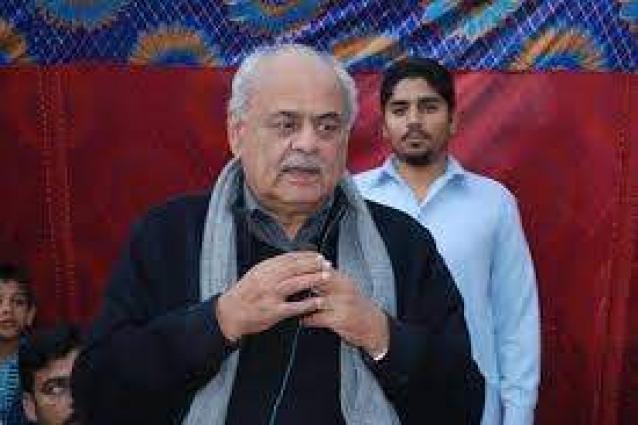 Pakistan Tehreek-i-Insaf (PTI) candidate Ijaz Ahmed Shah wins NA-118 election