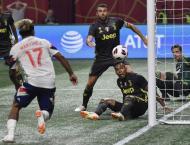 Juventus top MLS All-Stars on penalties