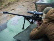 Belarus best at CIS army standard weapon shooting championship