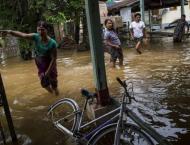 Myanmar endures worst of Mekong monsoon floods