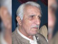 Condolence reference for acclaimed writer Mazhar Kaleem on Friday ..