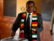 Mnangagwa declared winner of Zimbabwe election: official result