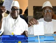 Mali election second round between incumbent and opposition chief ..