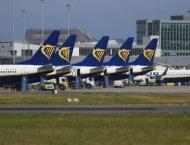 Ryanair's Irish pilots stage fourth day of strikes