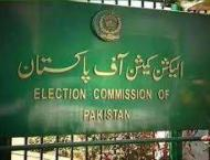 Sindh High Court  bars Election Commission of Pakistan (ECP) of n ..