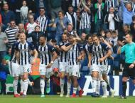 West Brom slump to defeat on Championship return