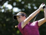 England's Hall wins first major at Women's British Open