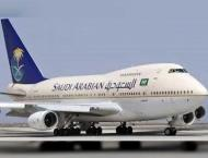 Saudi Airlines suspends flights to Canada