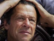 ECP halts Imran Khan's victory notification from all five const ..