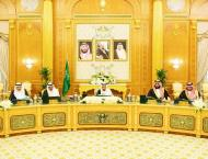 "Saudi Cabinet reaffirms ""absolute rejection"" of Canadia .."