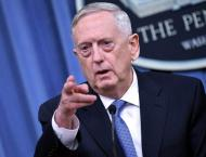 Mattis supports creation of command dedicated to space