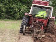 Robust production of carrot crop needs deep plough in fields
