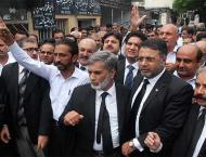 Black Day observed in remembrance of Quetta martyred lawyers