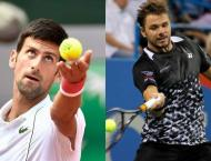 Wawrinka, Djokovic advance in Toronto