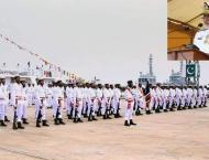 Commissioning ceremony of Maritime Security Agency Ship PMSS ZHOB ..