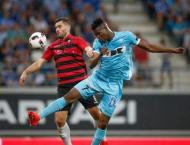 Europa League results third qualifying round, first leg results o ..