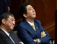Japan ex-defence minister to challenge Abe as party chief