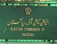 Election Commission of Pakistan issues notification of three retu ..