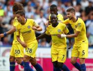 Chelsea, Spurs off to winning Premier League starts