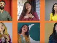 'Mera Pakistan' Acapella version sets the spirit high for Ind ..