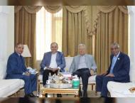 UAE, Jordan discuss boosting cooperation