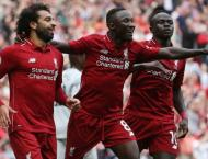 African trio star as Liverpool make superb start
