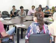 Fifth group of USPCAS-W's MS scholars depart US for exchange visi ..