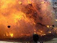 Blast in Nushki injures 11