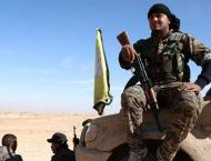 Syrian Democratic Forces Discussing Self-Governance Issues With A ..
