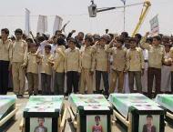 40 children killed in Yemen bus strike: new Red Cross toll