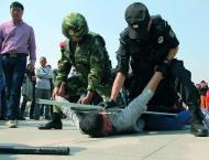 China slashes foreign media for smearing anti-terror measures in  ..