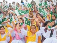 Flag hoisting ceremonies, rallies, seminars main features of inde ..