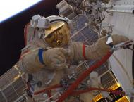 Both Russian Cosmonauts on ISS to Wear Orlan-MKS Suits During Nex ..