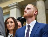 England star Stokes found not guilty of affray
