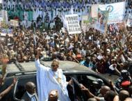 Nigerian lawmakers postpone key election meeting