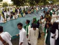 Independence Day celebrated across Balochistan with fervour